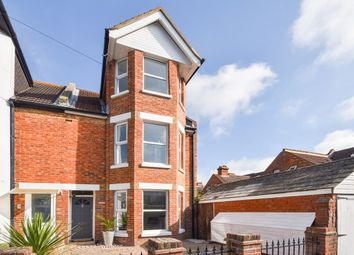 Thumbnail 4 bed end terrace house for sale in Morehall Avenue, Folkestone