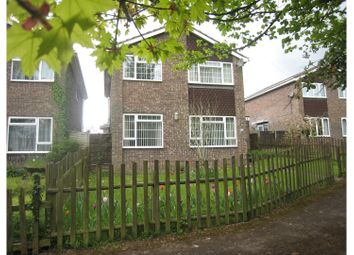 Thumbnail 4 bed detached house for sale in Taff Road, Caldicot