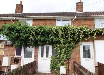 Thumbnail 3 bed town house for sale in St. Lukes Road, Stretton, Burton-On-Trent