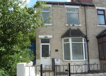 Thumbnail 3 bed terraced house to rent in South Street, Savile Town, Dewsbury