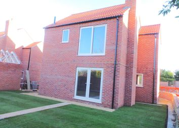 Thumbnail 3 bed detached house for sale in Main Road, Washingborough, Lincoln