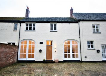 Thumbnail 3 Bed Mews House For Sale In Park Lane Sandbach