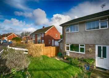 Thumbnail 3 bedroom semi-detached house for sale in Uplands Crescent, Llandough, Penarth, South Glamorgan