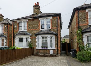 Thumbnail 3 bed semi-detached house to rent in Nightingale Mews, South Lane, Kingston Upon Thames