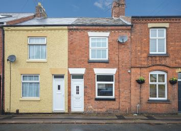 Thumbnail 2 bedroom terraced house for sale in Glebe Close, Wigston, Leicester