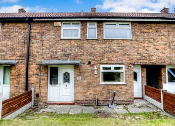 Thumbnail 3 bed terraced house for sale in Keston Crescent, Stockport