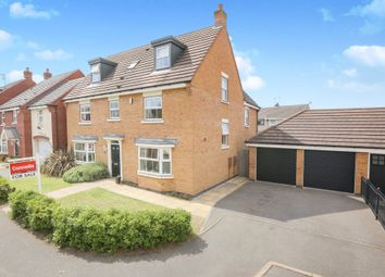 Thumbnail 6 bed detached house for sale in Hough Way, Strawberry Fields Essington, Wolverhampton