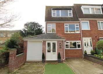 Thumbnail 4 bedroom end terrace house for sale in Acorn Close, Farlington, Portsmouth