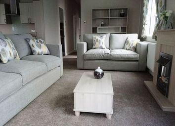 Thumbnail 3 bed lodge for sale in Hall More Caravan Park, Hale, Milnthorpe