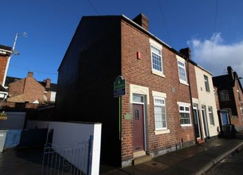 Thumbnail 2 bed terraced house to rent in Leveson Street, Longton, Stoke-On-Trent