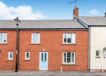 Thumbnail 3 bedroom terraced house for sale in Moynton Road, Dorchester