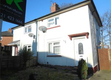 Thumbnail 2 bed semi-detached house to rent in Cornflower Crescent, Dudley