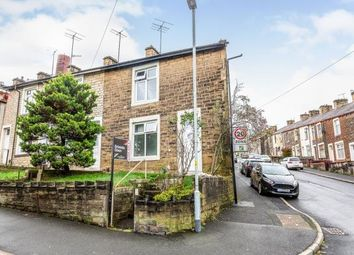 Thumbnail 3 bed end terrace house for sale in Hallam Road, Nelson, Lancashire