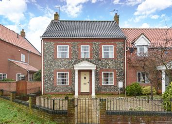 Thumbnail 2 bedroom cottage for sale in Norwich Road, Holt