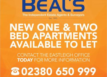 Thumbnail 1 bedroom flat to rent in Sycamore Avenue, Chandler's Ford, Eastleigh