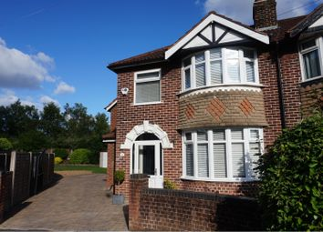 Thumbnail 4 bed semi-detached house for sale in Buckingham Grove, Timperley