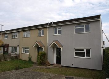 Thumbnail 3 bed terraced house to rent in Galsworthy Close, Braintree, Essex