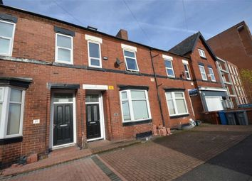 Thumbnail 8 bed terraced house to rent in Denmark Road, Rusholme, Manchester