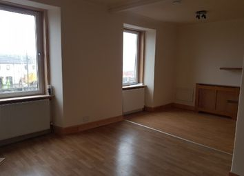 Thumbnail 2 bed flat to rent in Pitgaveny Street, Lossiemouth
