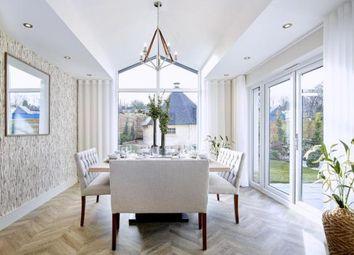 Thumbnail 4 bed detached house for sale in Glenburn Manor, Jackton, Ocein Drive, East Killbride