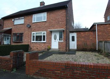 Thumbnail 2 bedroom semi-detached house for sale in Tunbridge Road, Thorney Close, Sunderland