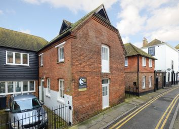 Thumbnail 3 bedroom terraced house for sale in Hawks Lane, Canterbury