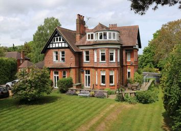 Thumbnail 3 bed flat for sale in Summerhouse Road, Godalming