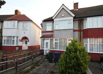 Thumbnail 3 bed property to rent in Hurley Road, Greenford