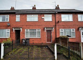 Thumbnail 3 bedroom terraced house for sale in Wordsworth Road, Swinton, Manchester