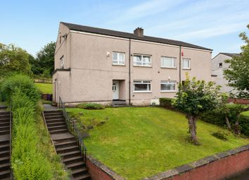 Thumbnail 2 bed flat for sale in 55 Selvieland Road, Paisley