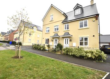 Thumbnail 4 bed semi-detached house for sale in Vale Road, Bishops Cleeve, Cheltenham