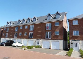 Thumbnail 1 bed flat for sale in 40, Afon Way, Lower Canal Road, Newtown, Powys