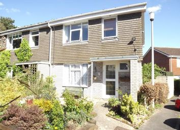 Thumbnail 3 bed end terrace house for sale in Walkford, Christchurch, Dorset