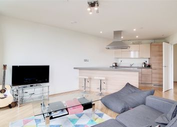 Thumbnail 1 bed flat for sale in Sky Apartments, Homerton Road, Hackney, London