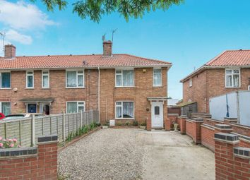 Thumbnail 3 bedroom end terrace house to rent in Cadge Road, Norwich