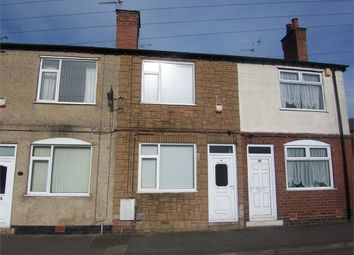 Thumbnail 3 bed terraced house to rent in Ridgeway Lane, Warsop, Mansfield, Nottinghamshire