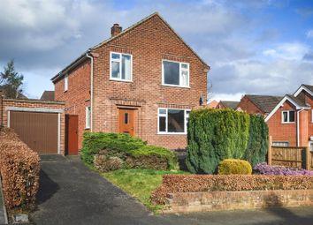 Buxton Drive, Little Eaton, Derby DE21. 3 bed detached house for sale