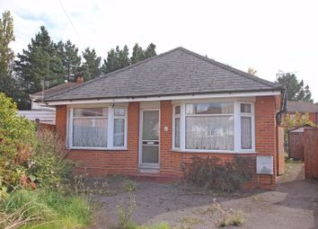 Thumbnail 3 bed detached bungalow for sale in Trearnan Close, Southampton