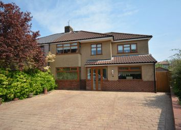 Thumbnail 4 bed semi-detached house for sale in Lynfield Road, Great Harwood, Blackburn