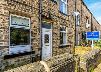 Thumbnail 3 bed terraced house for sale in Queen Street, Mytholmroyd, Hebden Bridge