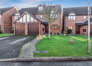 Thumbnail 4 bed semi-detached house for sale in Todd Close, Holmer Green, High Wycombe