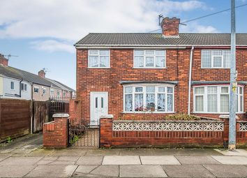 Thumbnail 3 bed terraced house for sale in Spark Street, Grimsby