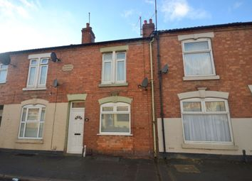 Thumbnail 3 bed terraced house to rent in St. Andrews Road, Northampton
