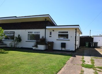 Thumbnail 2 bed bungalow for sale in Sunset Close, Pevensey Bay