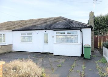 Thumbnail 2 bed semi-detached bungalow for sale in Riverdale Road, Scunthorpe