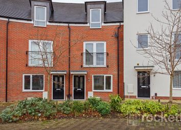 Thumbnail 4 bed mews house to rent in Comet Avenue, Newcastle-Under-Lyme