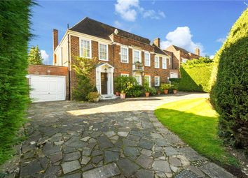 Thumbnail 6 bed property to rent in Winnington Road, Hampstead Garden Suburb, London