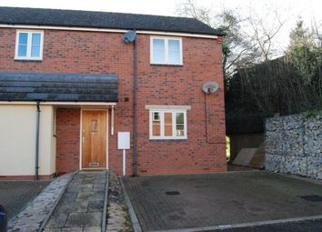Thumbnail 2 bedroom flat to rent in Fitzroy Court, West Haddon, Northampton