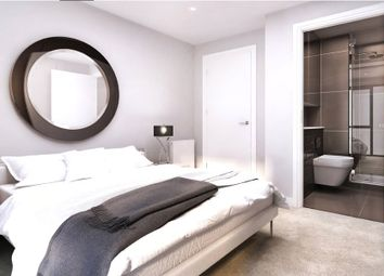 Thumbnail 1 bed flat for sale in Cambium House, Emerald Gardens, North West Village, Empire Way, Wembley