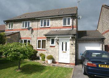 Thumbnail 3 bed semi-detached house for sale in Clos Ogney, Llantwit Major